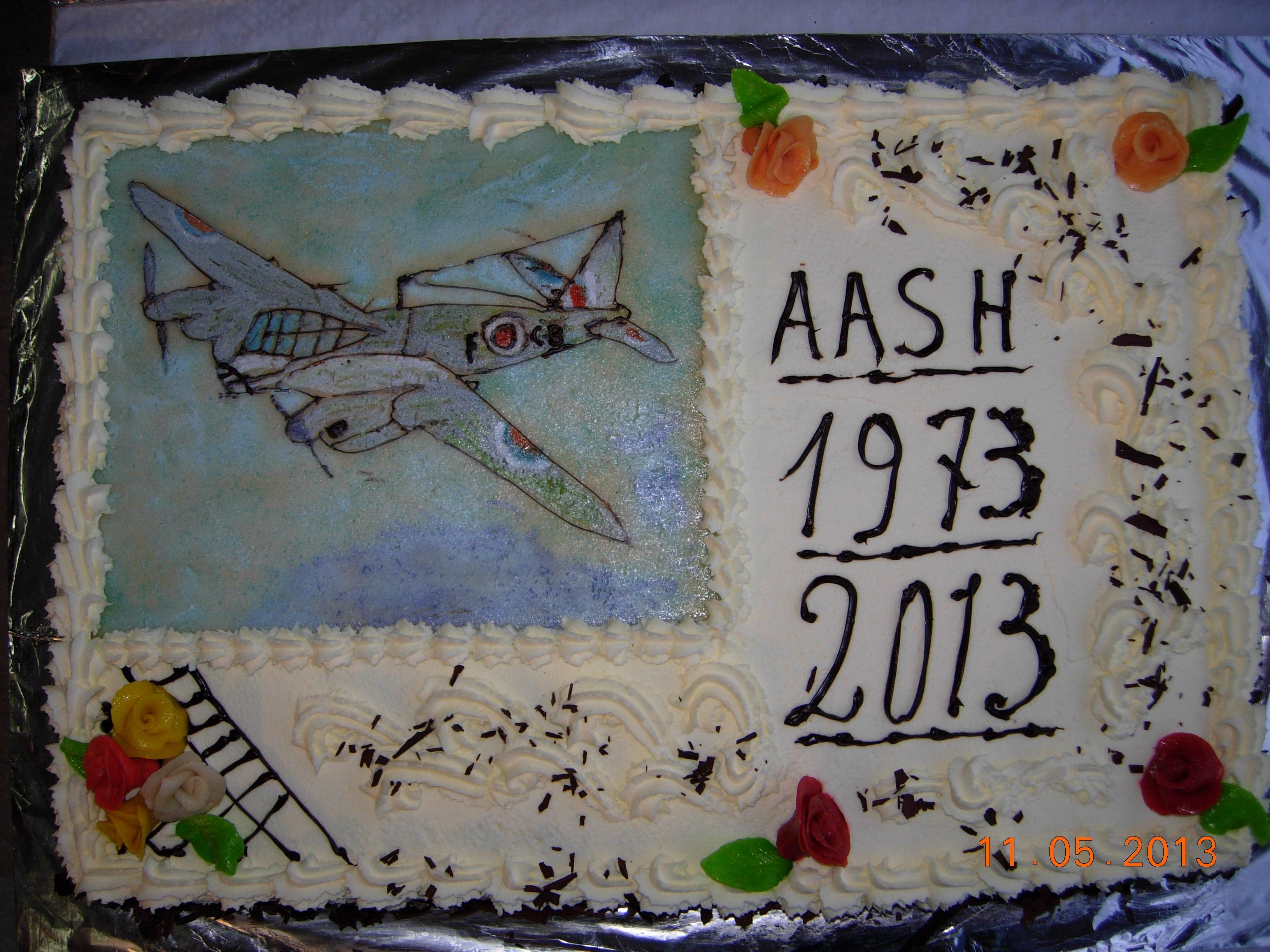 40 ans AASH